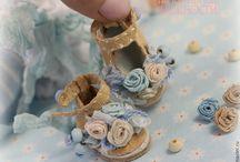 Bábiky topánočky