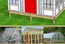 Greenhouse Plans.