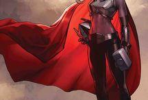 Superhero / The MCU (FanFic)