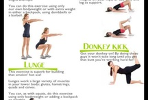 Exercises/Workouts / by Jessica Johnson