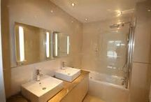 Bathrooms / Examples of bathroom fittings
