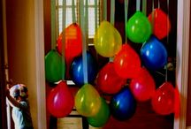 Ballon ideas / Ways to do ballons