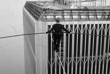 twin towers wire walker