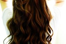Style {Hair Edition} / Attractive hairstyles I might want to try someday. :)