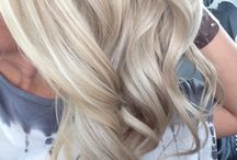 Blonde looks