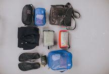 Packing light: Travel
