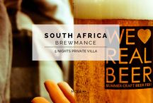 Experience - Brewmance / Built with nothing but fun and the love of beer in mind, this is the perfect experience for your friends to let loose in the what is now voted the best city in the world. From food and draft tastings to cruises and the best of youth culture in Cape Town. This is the ultimate retreat for a bachelors, birthdays and friends.