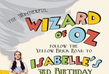 Party mago de Oz