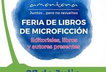 Feria de libros minificción Neuquén