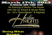 Grown Folk Entertainment / Events for Grown Folks, Ol Schoolers, Steppers, Line Dancers, & of course Househead's