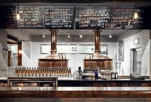 • Micro brewery •