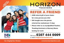 Horizon Teachers / Horizon Teachers is an independent, specialist Education Recruitment Consultancy supplying the highest quality teaching and support staff to Primary, Secondary and Special Schools throughout London and the South East.