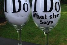 Bridal Satire / If you need to shake off the stressors of wedding planning, and just have a good laugh with your bottle of wine.... This is the board for you!