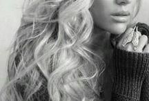 Hair moodboard