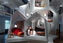 Exhibition / Installation / Set design