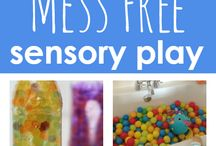 Sensory Play Toddler Activity
