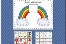 Kindergarten Literacy / by Chelsea Zimmitti