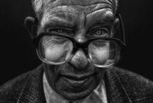 Photographer Lee Jeffries  / His photos