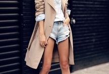 In the Trenches / Obsession...Trench Coats.