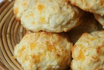 Breads, muffins, biscuits / by Shelly Mrozek-Cieslak