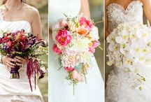 Bouquets, corsages, flower crowns, flower girl baskets