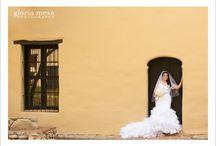 San fernando Mission Weddings / Wedding Photography by Gloria Mesa