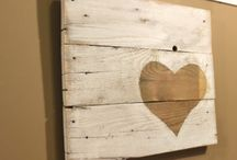pallet art and crafts