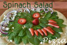 Salads..