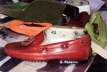 MISEROCCHI: AUTHENTIC DRIVER SHOES / Calzaturificio Miserocchi was founded in 1922 and it is a small firm located in Domodossola (in the North of Milan) that makes moccasins/car shoes in an artisanal way  for private clubs and small retailers. Giovanni Agnelli was used to wear this exclusive loafers.  Now this elegant and Hand-Made in Italy shoes are available to shop HERE > http://finaest.com/designers/miserocchi