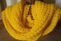 trico cachecol