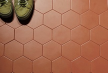 RAW CLAY TILES