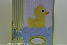 Cards ~ Baby / by Kathryn Gibson
