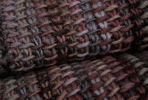 Tunesian crochet