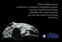 """Nonsolomusica genova"" Follow us on fb / Wrapping car.. Custom car..."