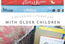 Reading and writing with kids