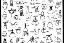 Accessoires médievaux / Pleins de petits trucs médiévaux, des idées de DIY, des antiquités...