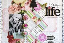 scrap book pages i like