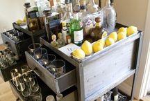 Bar set up