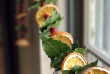 CHR : Christmas in Orange.