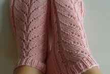 My own sock Designs