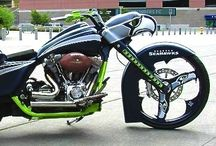 costom seahawk bike