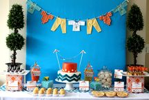 Baby Showers / by JuliAnne Kelly