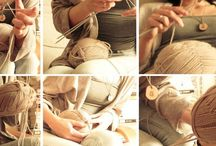 knitting / by Eden Loes