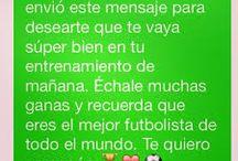 Mi crush futbolista ❤