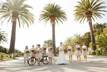 Southern California Weddings / Weddings in sunny Southern CA: LA to Orange County, Santa Barbara to San Diego. Though beach weddings along the California coast are mighty tempting, SoCal offers every imaginable wedding setting—from the rustic mountains to the urban jungle. / by Here Comes The Guide