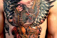 Tatuaggi del corpo