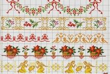cross stitch / by cheryl faivre