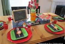 Back To School Dinner / by Carrie Voss