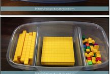 Teaching - Maths manipulatives