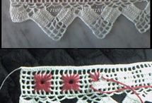 Crochet Borders Patterns